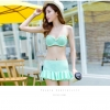 บิกินี่ Bikini-Fairy Colorful (Mint)