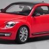 ขาย พรีออเดอร์ โมเดลรถเหล็ก โมเดลรถยนต์ VW bettle 2014 1:24 สเกล มี โปรโมชั่น