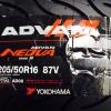YOKOHAMA AD08R 205/50-16 เส้น 5,800 บาท