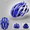 หมวกจักรยาน Giant ทรงสปอร์ต สีน้ำเงินขาวแบบที่1