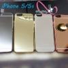 เคสไอโฟน5 case iphone 5s TPUกระจกเงา สวยงามสุดๆ