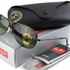Ray-Ban Cockpit RB3362 002 Black G-15 56/59mm