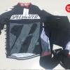 ชุดปั่นจักรยานแขนยาวทีม Specialized เสื้อปั่นจักรยานแขนยาว กับ กางเกงปั่นจักรยานขายาว สีดำ 174