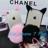 เคสไอโฟน7พลัส case iPhone7 Plus TPUหูแมว