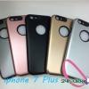 เคสไอโฟน7พลัส case iPhone7 Plus กันกระแทก ขอบดำ