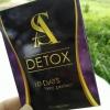 AS Detox Asia Slim ดีท็อก เอเชีย สลิม (10 เม็ด)