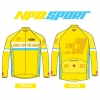 เสื้อปั่นจักรยานแขนยาว LONG LIVE THE KING : NPD0202