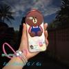 เคสไอโฟน6 case iPhone6s TPUหมี