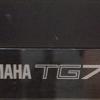 Vintage Sound Module Yamaha TG77 Tone Generator FM synthesizer
