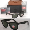 Ray Ban RB2140QM 1152N5 50mm WAYFARER LEATHER
