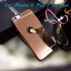 เคสไอโฟน6 พลัส case iphone 6s Plus TPUกระจกเงา สวยงามสุดๆ
