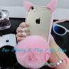 เคสไอโฟน6พลัส case iPhone6s Plus TPUหูแมว