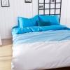 ผ้าปูที่นอน สีพื้นสไตล์เกาหลี 07