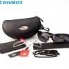 แว่นตาปั่นจักรยาน RIVBOS Polarized พร้อมคลิปสายตา : RB0306
