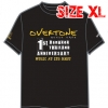 T-SHIRT : OVERTONE 1st YEAR(SIZE : XL)