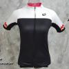 เสื้อปั่นจักรยานผู้หญิงแขนสั้นทีม Giordana เสื้อปั่นจักรยาน 329