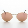 Ray Ban RB3447N 001/Z2 Gold Frame Round Flat Metal 50mm
