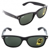 Ray Ban Wayfarer RB2132F 901 52/55mm Asian FIT