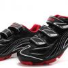 รองเท้าปั่นจักรยานเสือภูเขา TIEBAO สีดำแดง : TB15-B1235_0206
