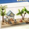 DIY honeymoon cottage.. บ้านพักตากอากาศริมทะเล มีเต๊นท์และเรือใบสวยงาม