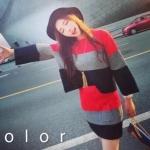 Pre-order #รหัส 0001# เสื้อชุด+กระโปรง สีตามภาพ