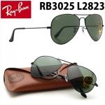 Ray Ban Aviator RB3025 L2823 Black Frame 58mm