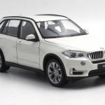 ขาย pre order โมเดลรถยนต์ BMW X5 1:24 สีขาว มี โปรโมชั่น งานหายาก