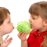 เคล็ดลับทำให้เด็กกินผัก