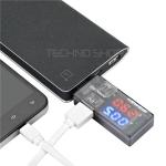 เครื่องวัดการชาร์จมือถือ Tablet USB 3V-9V