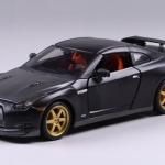 ขาย pre order โมเดลรถเหล็ก โมเดลรถยนต์ Nissan Ares 2009 1:24 มี โปรโมชั่น