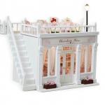 DIY Bakery Chocolate Kiss. . ร้านเบเกอรี่สีขาวแสนน่าหลงไหล