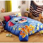ผ้าปูที่นอน ลายสติช Lilo & Stitch bedding Set