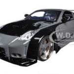 พรีออเดอร์ รถเหล็ก รถโมเดล US D.K.'s Nissan 350Z FAST and Furious สเกล 1:24