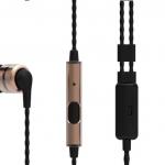 SoundMagic E80S(สีทอง) มีไมค์