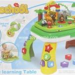 โต๊ะกิจกรรมฝึกภาษาอังกฤษ (ชุดสวนสัตว์)
