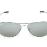RAY BAN RB8301 004/N8 TECH Gray Mirror Polarized 59mm