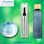 TOP SET - B (Aqua Cleanser ขวดสีน้ำเงิน สูตรผิวมันและเป็นสิว)
