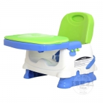 เก้าอี้ทานข้าวเด็ก ปรับระดับได้ .จัดส่งฟรี
