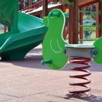 สร้างสนามเด็กเล่นขนาดย่อมในบ้าน เพื่อให้ลูกได้ผ่อนคลาย