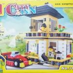 31051 WANGE City Inn (405 ชิ้น)
