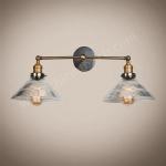 โคมไฟติดผนังLoft Style แบบติดผนัง รุ่น Antique Glass(W05)