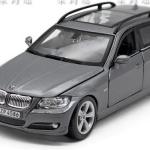 ขาย pre order โมเดลรถเหล็ก โมเดลรถยนต์ BMW 3 series wagon เทา มี โปรโมชั่น
