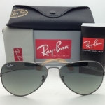 Ray Ban RB3025 029/71 Aviator Crystal Gradient Grey
