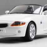 ขาย pre order โมเดลรถยนต์ BMW Z4 สีขาว 1:24 มี โปรโมชั่น งานเหมือนจริง