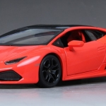 ขาย พรีออเดอร์ โมเดลรถเหล็ก โมเดลรถยนต์ Lamborghini Huracan Exotic สีแดง 1:24 มี โปรโมชั่น
