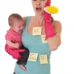 ความเครียดของคนเป็นแม่ (บ้าน) มีอะไรบ้าง มาดูกัน