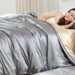 ++ผ้าปูที่นอน ผ้าซาติน Satin