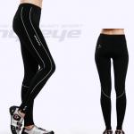 กางเกงปั่นจักรยานขายาวผู้หญิง NYXEYE : PL-8028