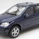 รีวิวดีๆ เกี่ยวกับ โมเดลรถ โมเดลรถเหล็ก Benz ML 350 / โมเดลรถยนต์