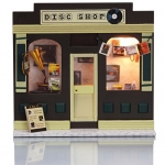 DIY Disc Shop .. . ร้านขายซีดีสุดเท่